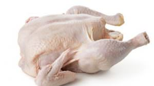 Raw chicken can contain campylobacter bacteria