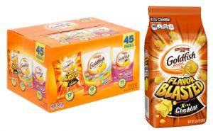 recalled Goldfish crackers Salmonella