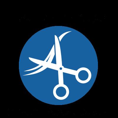 Test hair for drugs logo