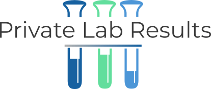 Our Private Lab Results Logo